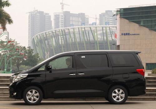 丰田埃尔法(6座)租车价格-首汽租车公司官网电话:4006222262