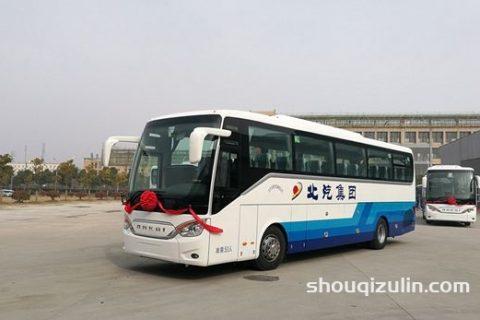 北汽集团中巴车(38座)租车标准/详情